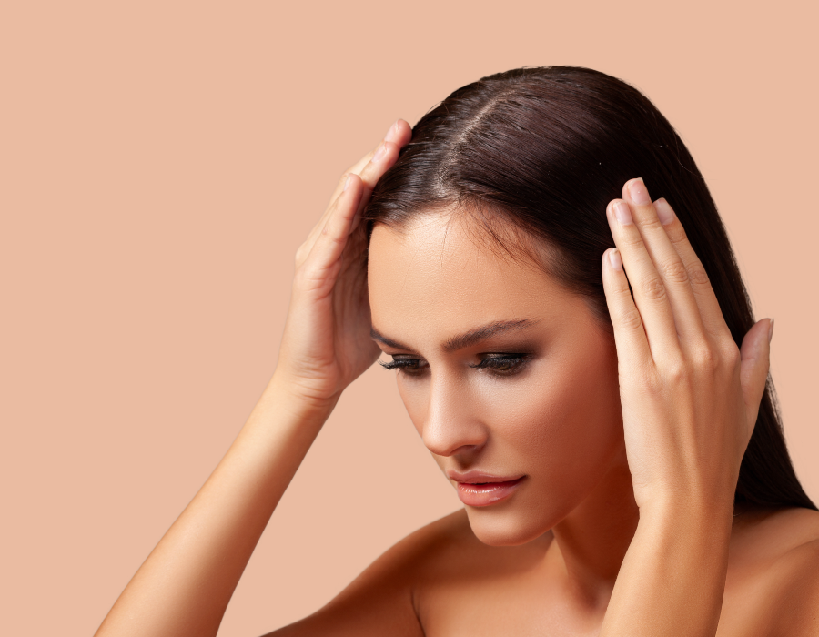 Blood tests for hair loss