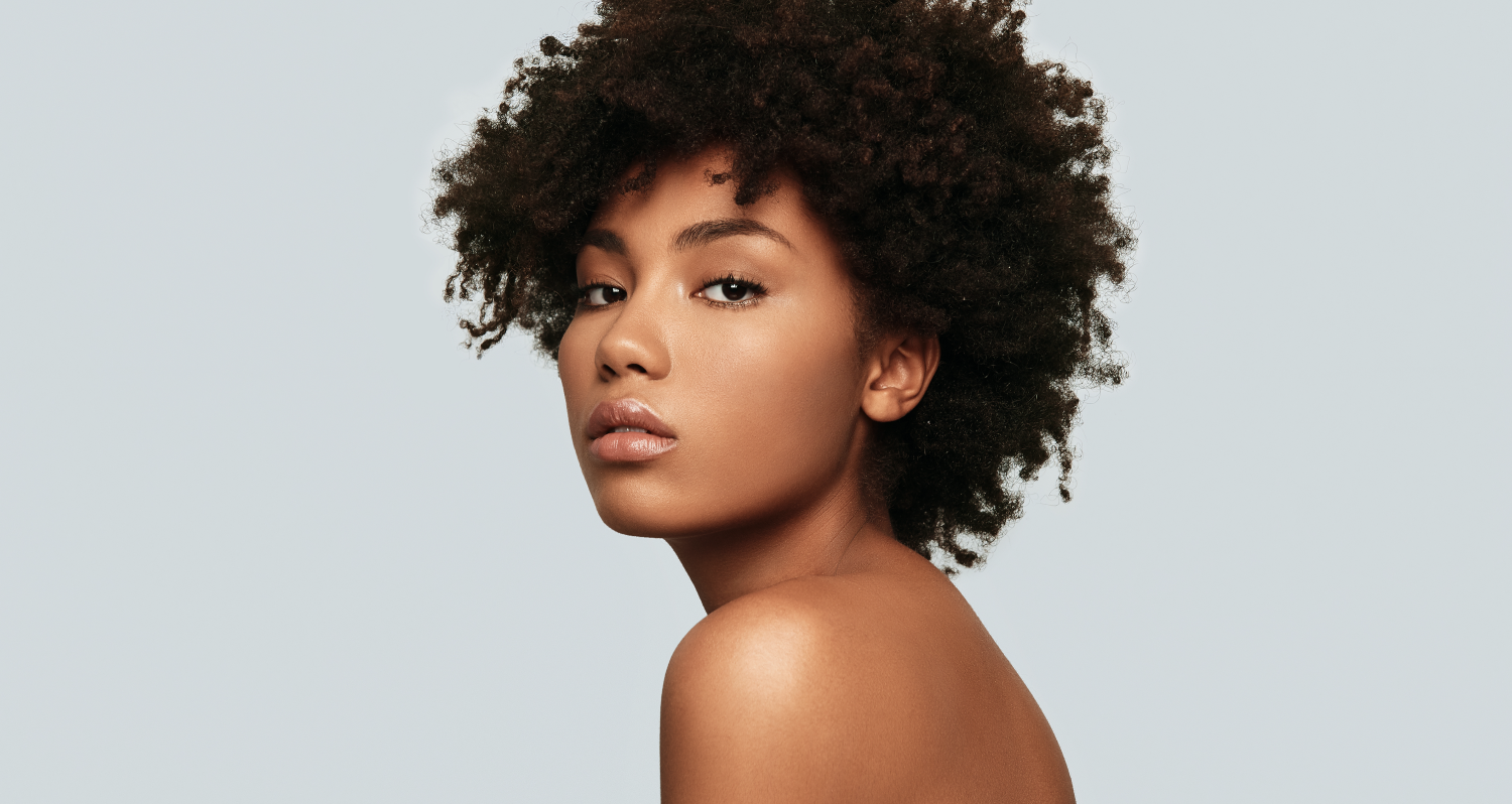 Keratin and lipids in Afro hair