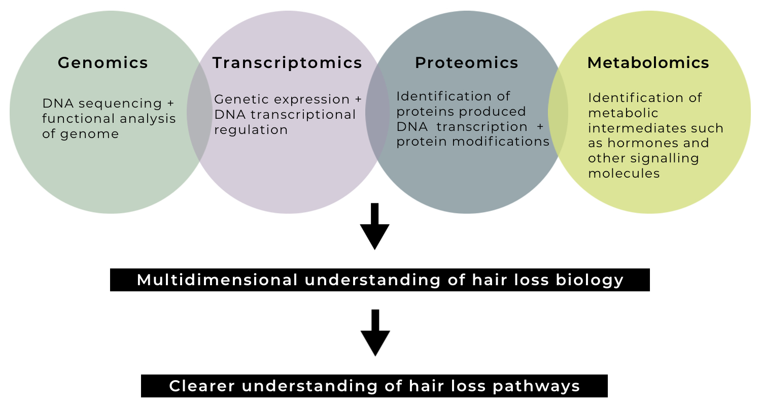 Systems biology and hair loss